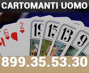 CARTOMANTE UOMO