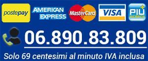 Cartomanti sensitive a basso costo con carta di credito
